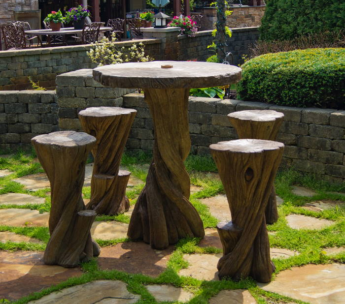 Banyan Hi-Top Table Set