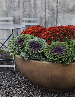 Light Weight Planters