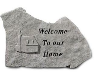 Welcomes and Gardens In Stone