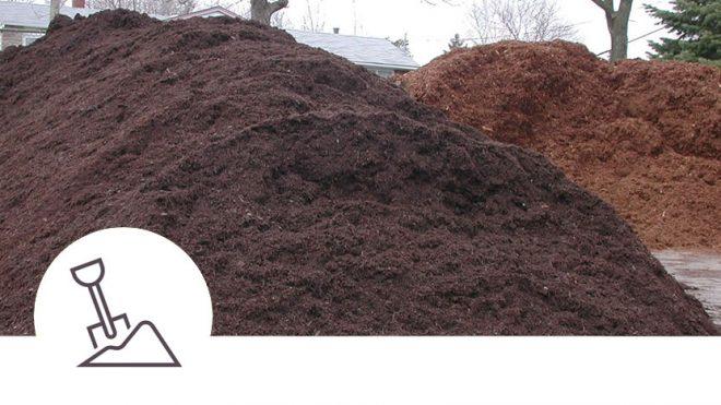Bulk Soil and Mulch