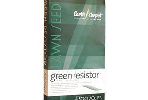 Product Spotlight:  Green Resistor Grass Seed